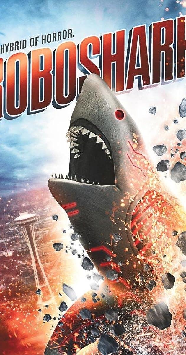 roboshark  tv movie 2015