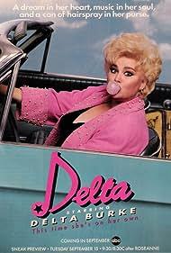 Delta Burke in Delta (1992)