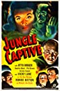 The Jungle Captive (1945) Poster