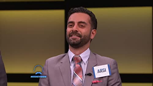 Arsi Nami on Steve Harvey TV Show on NBC