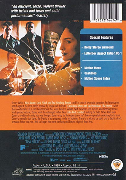 New Blood (1999)