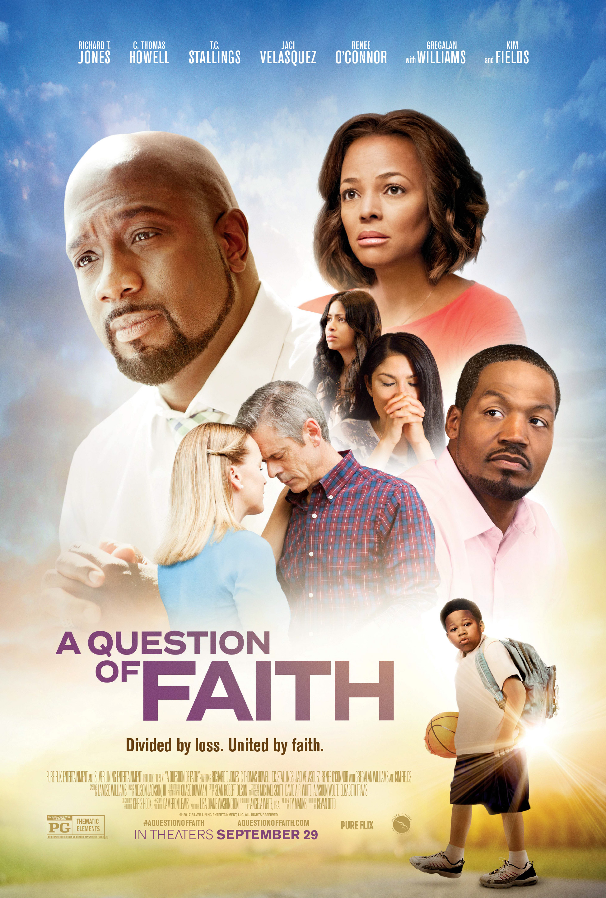 A Question of Faith (2017) - IMDb
