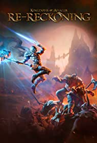Kingdoms of Amalur: Re-Reckoning (2020) Poster - Movie Forum, Cast, Reviews
