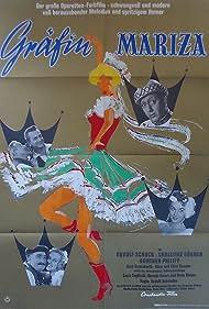 Gräfin Mariza (1958)