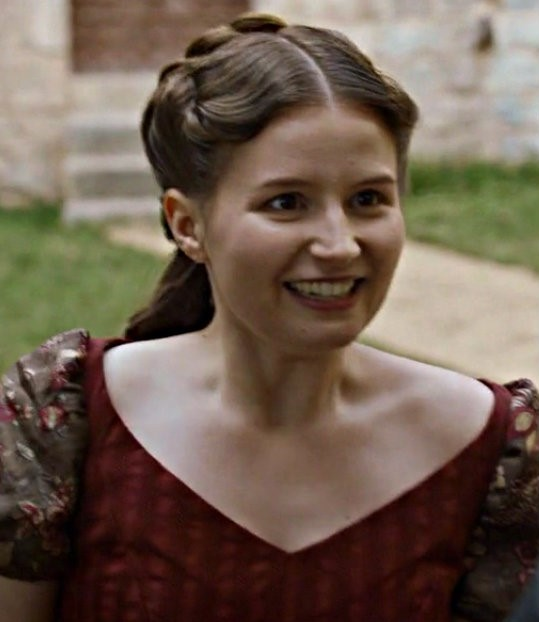 Rebecca Benson in Game of Thrones (2011)