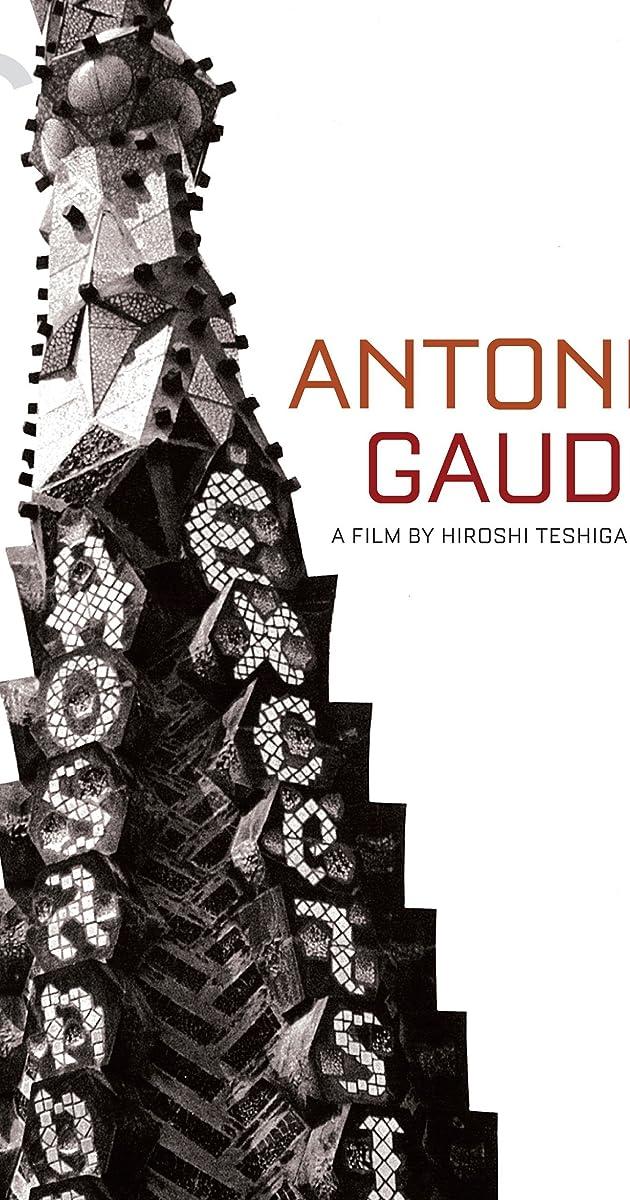 Subtitle of Antonio Gaudí