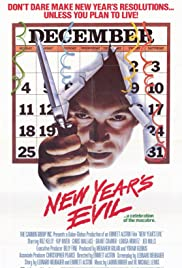 New Year's Evil (1980) Poster - Movie Forum, Cast, Reviews