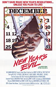 Downloadable 3gp movies New Year's Evil by Lewis Jackson [mts]