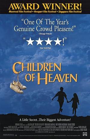 Where to stream Children of Heaven