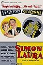 Simon and Laura (1955) Poster