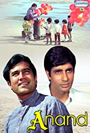 Anand(1971) Poster - Movie Forum, Cast, Reviews