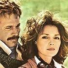 Franco Nero and Jennifer O'Neill in Gente di rispetto (1975)