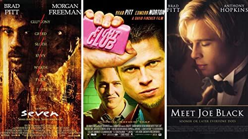 Poll: What Brad Pitt Movie Is Your Favorite? list
