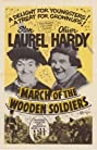 March of the Wooden Soldiers (1934) Poster