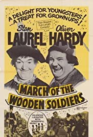 March of the Wooden Soldiers (1934) Poster - Movie Forum, Cast, Reviews