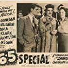 Josephine Douglas, Freddie Mills, and Pete Murray in Six-Five Special (1958)