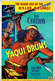 Yaqui Drums Poster