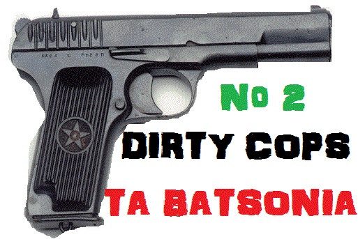 Dirty Cops-Ta Batsonia: The Vengeance