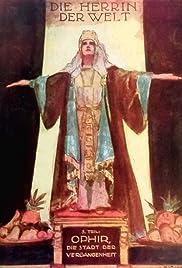 Die Herrin der Welt 5. Teil - Ophir, die Stadt der Vergangenheit Poster