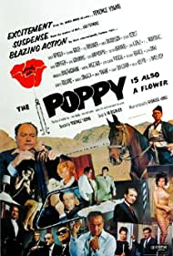 Poppies Are Also Flowers (1966) Poster - Movie Forum, Cast, Reviews