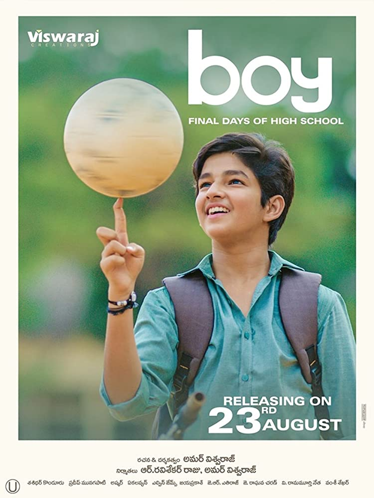 Boy 2019 Dual Audio Hindi 650MB UNCUT HDRip 720p HEVC x265 ESubs