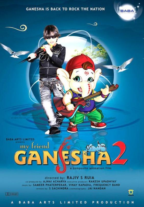 My Friend Ganesha 2 (2008) centmovies.xyz