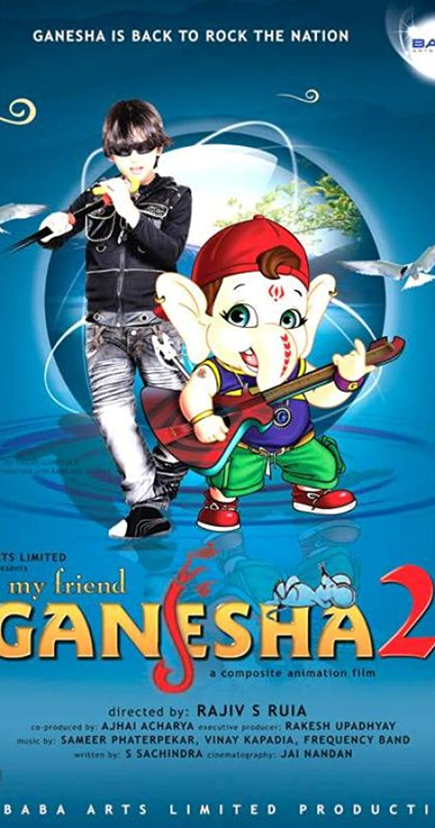 the My Friend Ganesha 2 man 2 movie free download in hindi