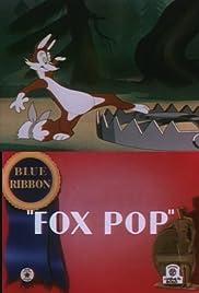 Fox Pop Poster