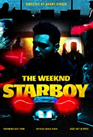 The Weeknd Ft. Daft Punk: Starboy Poster