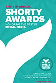 7th Annual Shorty Awards Poster