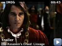 Assassin S Creed Lineage Tv Mini Series 2009 Imdb
