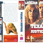 Heather Locklear and Peter Strauss in Texas Justice (1995)