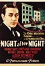 Night After Night (1932) Poster