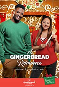 Tia Mowry-Hardrict and Duane Henry in A Gingerbread Romance (2018)