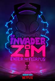 Invader ZIM: Enter the Florpus Poster