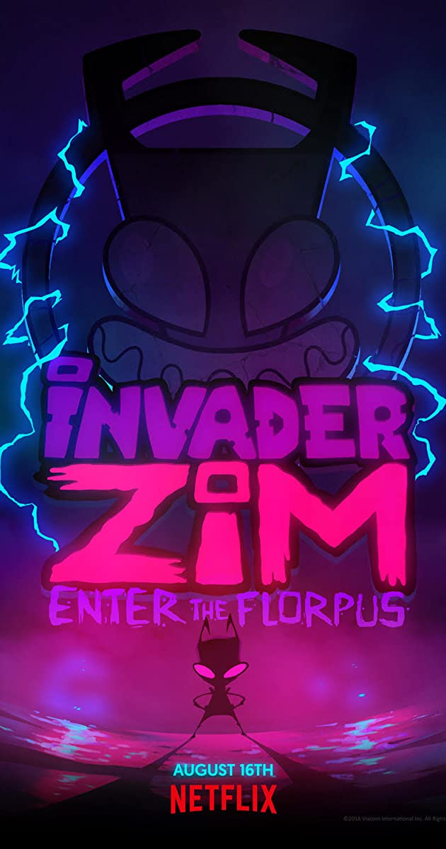Subtitle of Invader ZIM: Enter the Florpus