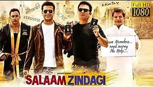 Salaam Zindagi movie, song and  lyrics