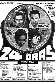 24 Oras Poster