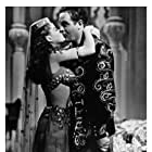 Bob Hope and Dona Drake in Road to Morocco (1942)