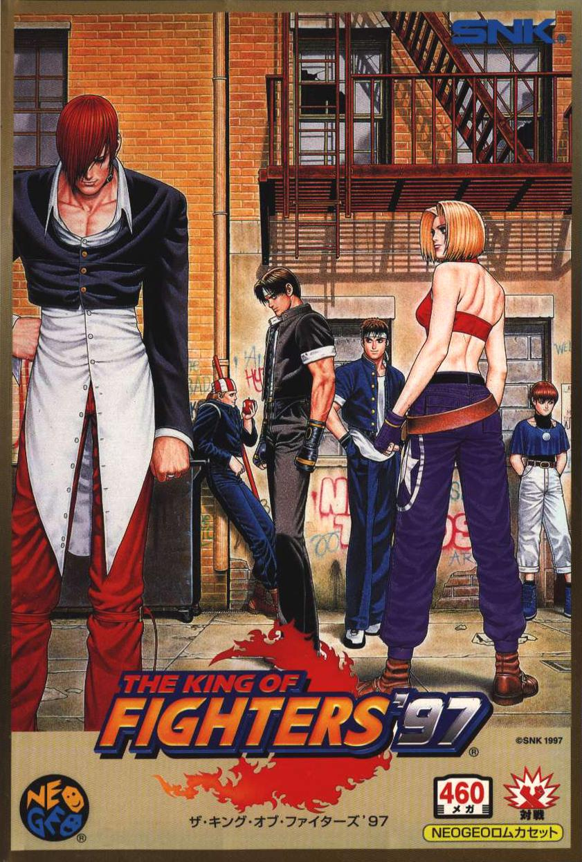 The King Of Fighters 97 Video Game 1997 Imdb