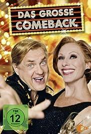 Das grosse Comeback Poster
