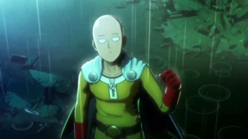 One Punch Man: A Hero Nobody Knows: Opening Cinematic Trailer