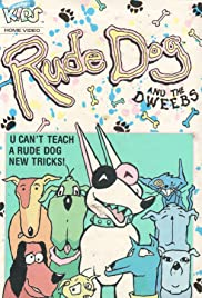 Rude Dog and the Dweebs Poster - TV Show Forum, Cast, Reviews