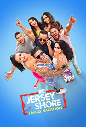 Jersey Shore Family Vacation poster