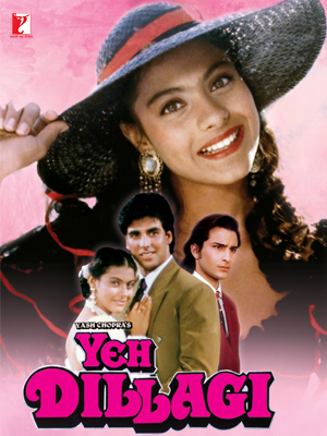Yeh Dillagi (1994) Hindi 1080p WebHD AVC DD 2.1 ESuBS By-DusIcTv
