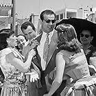 Theodoros Dimitriou and Georgia Vasileiadou in I theia apo to Chicago (1957)
