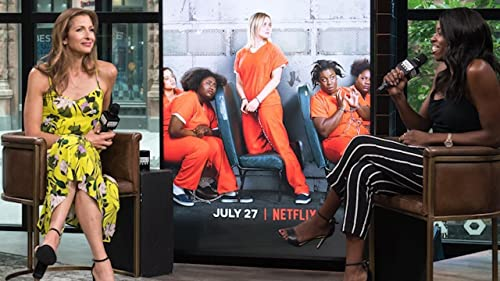 "BUILD: Alysia Reiner on how ""Orange is the new Black"" tackles current issues"