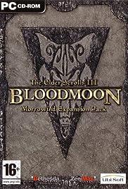 The Elder Scrolls III: Bloodmoon Poster