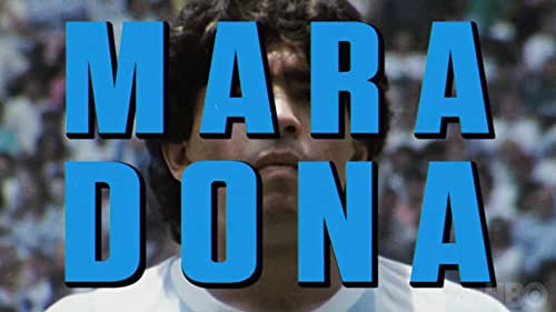 Through the lens of 500 hours of never-before-seen footage, this will be the definitive feature documentary on the iconic soccer star Maradona, a wild and unforgettable story of God-given talent, glory, despair and betrayal, of corruption and ultimately redemption.
