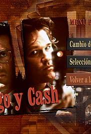 Tango y Cash Poster